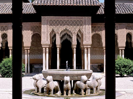 voyage espagne grenade alhambra