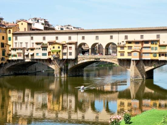 voyage italie ponte vecchio florence toscane