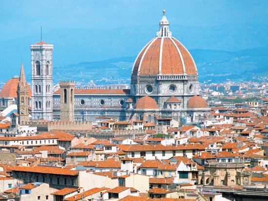 voyage italie florence toscane