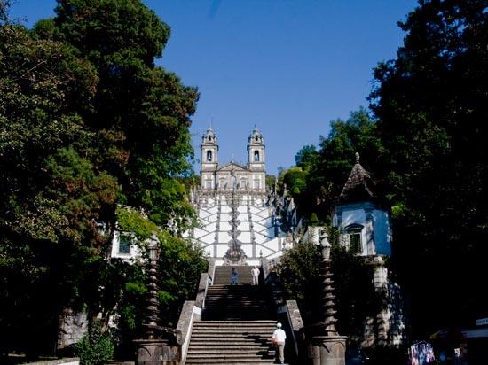 voyage portugal braga