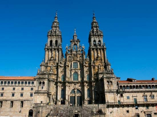 voyage espagne saint jacques compostelle cathedrale