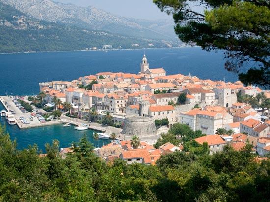 (Image) voyage croatie dubrovnik mer