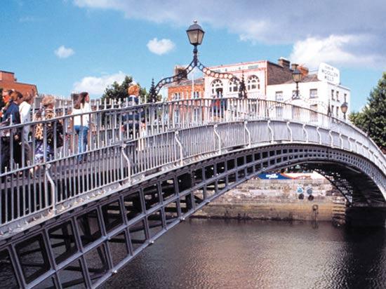 Irlande - Dublin - Royaume Uni - Irlande du Nord - Belfast - Circuit Le Grand Tour de l'Ile d'Emeraude