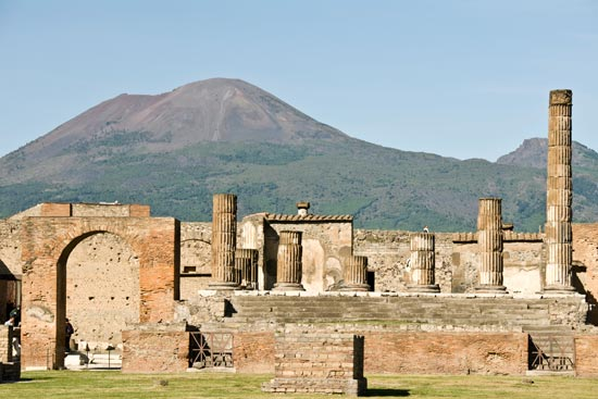 voyage italie pompei forum