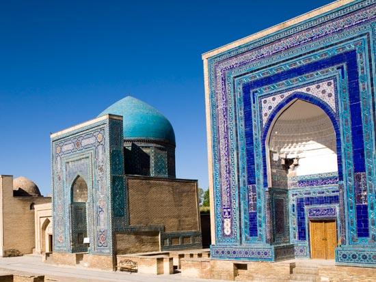 (Image) voyage ouzbekistan