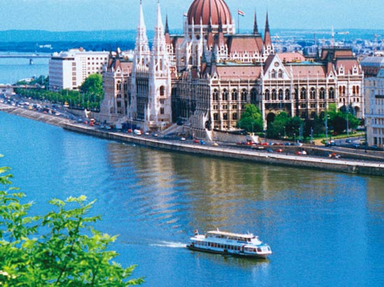 (Image) voyage europe centrale budapest hongrie