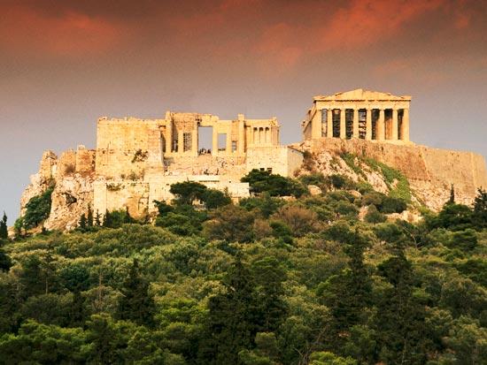 voyage grece acropole