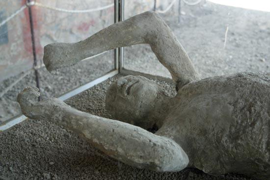 voyage italie pompei