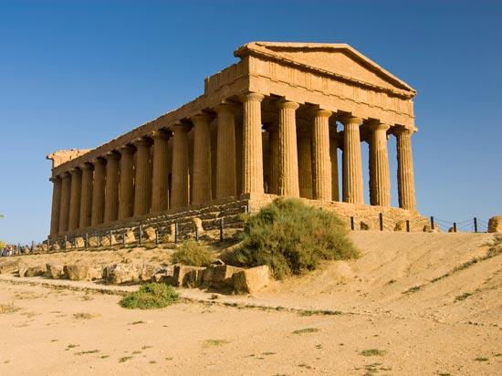 voyage italie sicile vallee temples