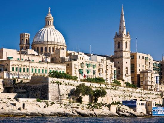 Croisi re espagne france italie merveilleuse for Sejour complet malte