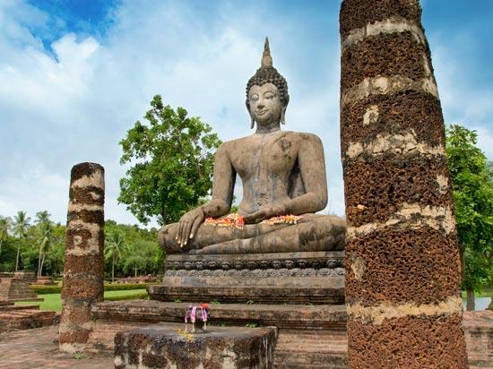 voyage thailande wat mahathat