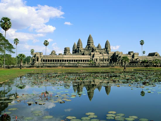 (Image) voyage cambodge ankor