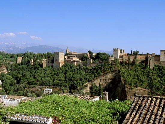voyage espagne andalousie