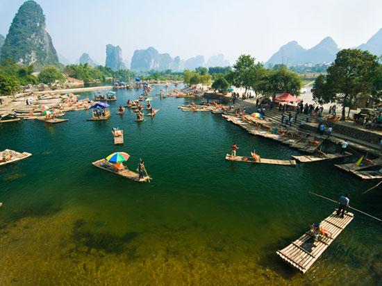 (Image) CHINE L Essentiel de la Chine  Shanghai Suzhou Guilin Yangshuo Xi an Pekin