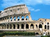 italie rome coliseum mini
