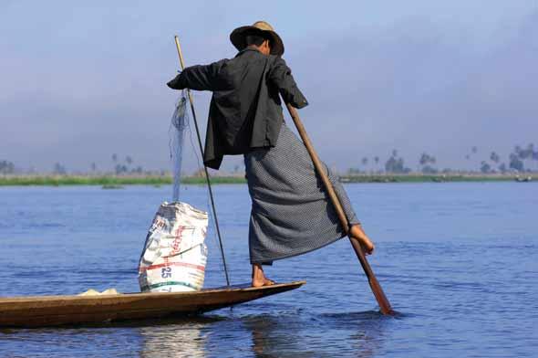 Circuit Charmes de Birmanie