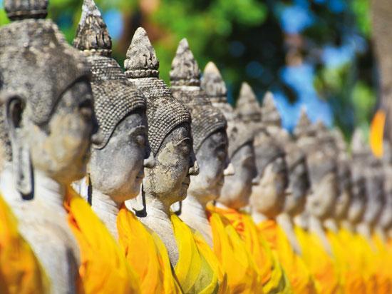 (Image) NT cambodge statues bouddhistes fotolia
