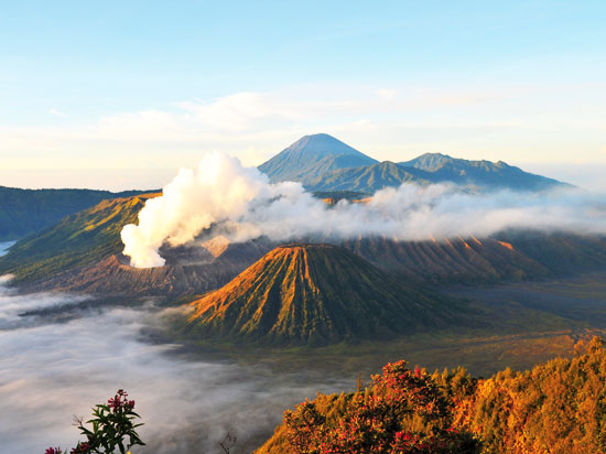 NT indonesie java mont bromo fotolia