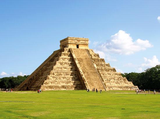 (Image) NT mexique chichen itza  istock