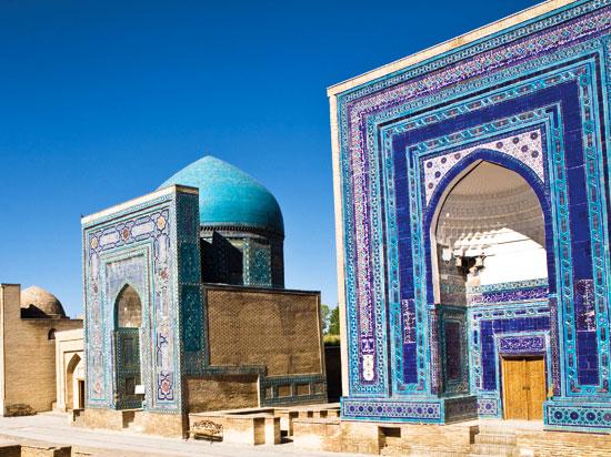 NT ouzbekistan samarcande fotolia