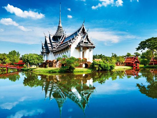 circuit decouverte thailandaise thailande avec voyages leclerc national tours ref 490060. Black Bedroom Furniture Sets. Home Design Ideas