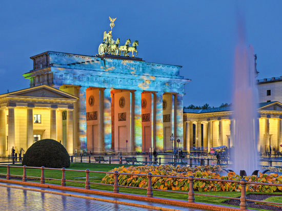 (Image) allemagne berlin porte de brandebourg  fotolia