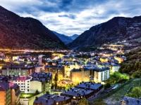 Nouvel An dans La Principauté d'Andorre