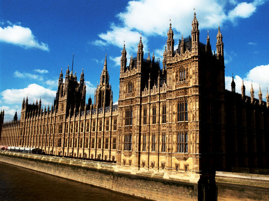 angleterre parlement
