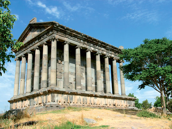 (Image) armenie temple garni