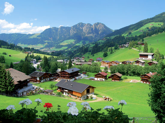 Allemagne - Autriche - Circuit Tyrol et Bavière