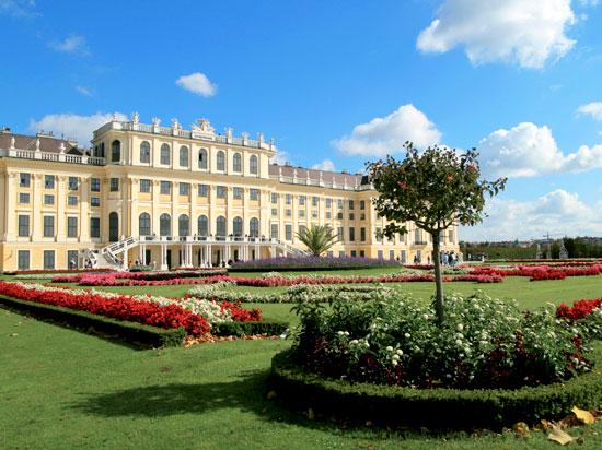 (Image) autriche chateau schonbourg 2012