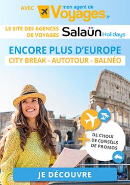 Encore plus de séjours à découvrir sur notre site partenaire Mon Agent de Voyages.fr
