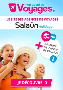 monagentdevoyages.fr, le site des agences de voyages Salaün Holidays