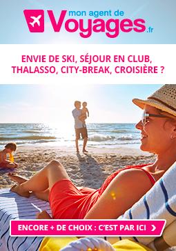monagentdevoyages.fr le site des agences de voyages Salaün Holidays