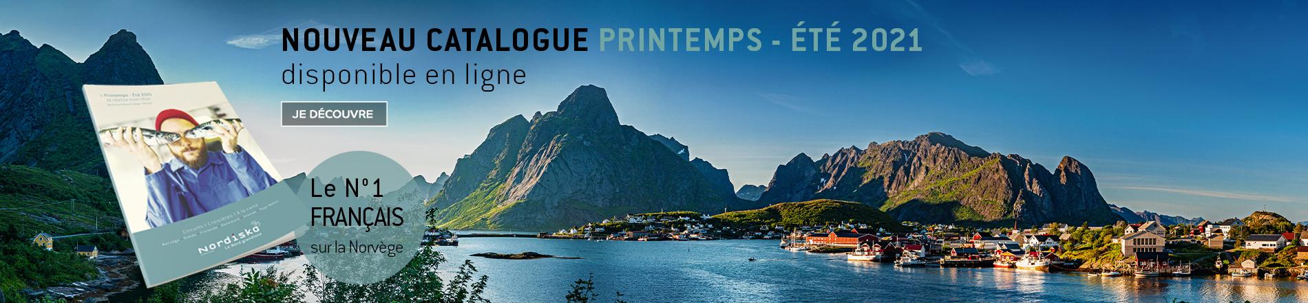 Nos voyages 2021 en Scandinavie avec Nordiska