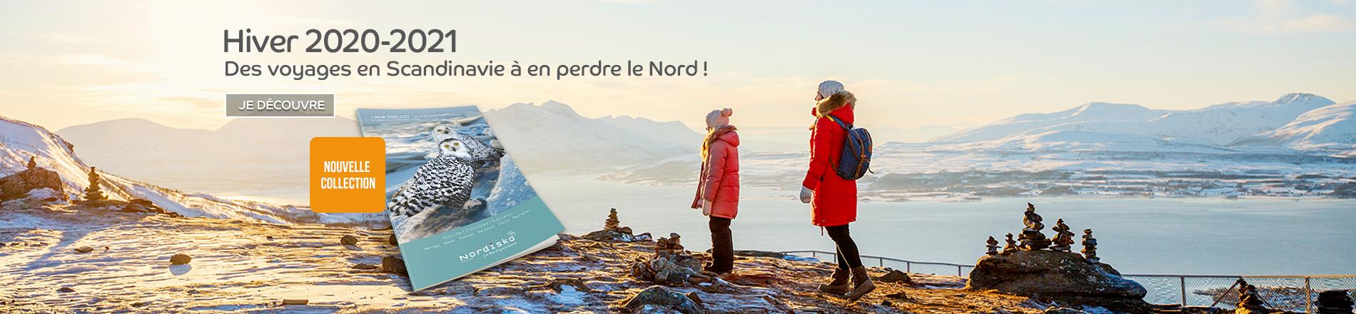 Cet hiver, direction la Scandinavie avec Nordiska, marque spécialiste du Groupe Salaün