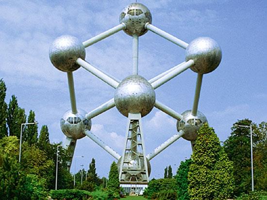 (Image) belgique atomium