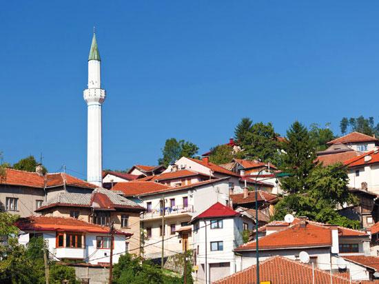 bosnie sarajevo  istock