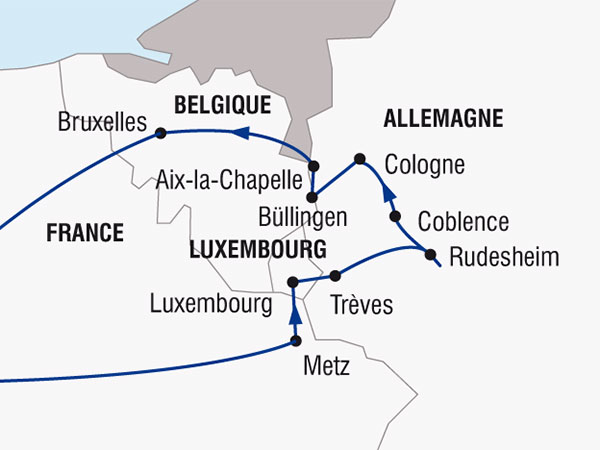 carte allamagne belgique luxembourg marche de noel rhin 372091
