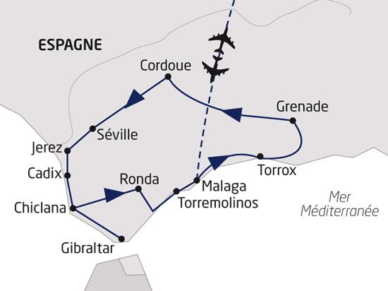 circuit andalousie espagne le grand tour d 39 andalousie 11 jours sala n holidays. Black Bedroom Furniture Sets. Home Design Ideas