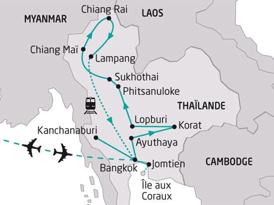 séjour thailande 15 jours