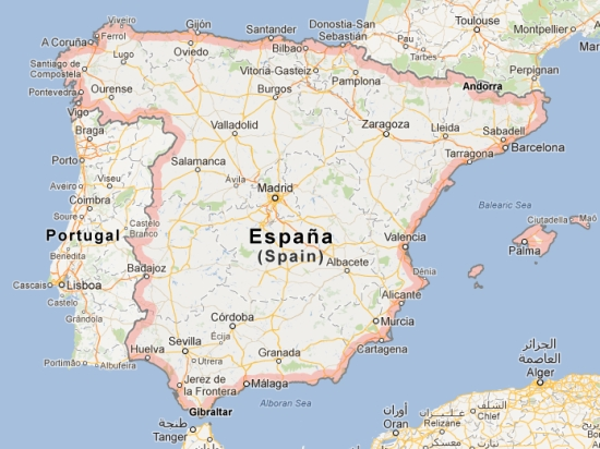 Espagne Lonely Planet