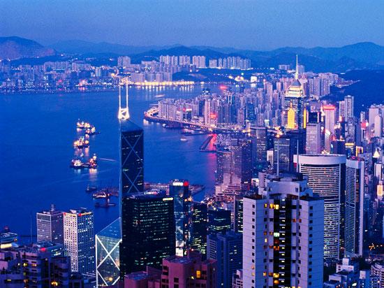 chine 2012 hong kong