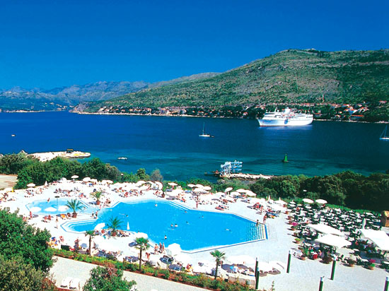 Séjour croatie, hôtel valamar club 3*** à dubrovnik 8