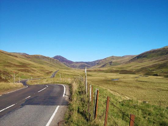 ecosse highlands