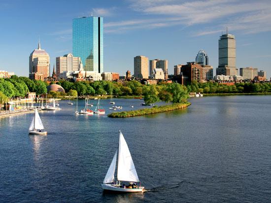 etats unis boston  istock