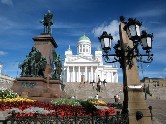 finlande helsinki 2012