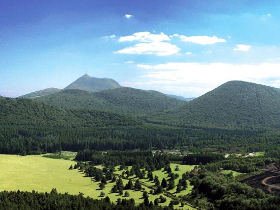 image du voyage Auvergne