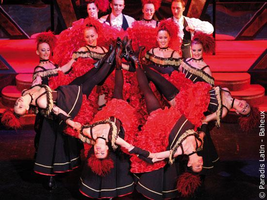 france cabaret paradis latin