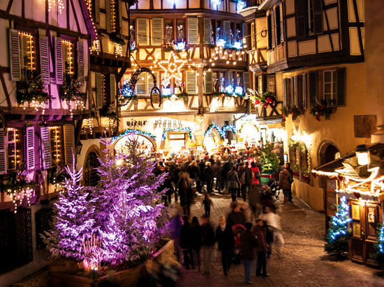 Les plus beaux march s de no l de france - Date marche de noel colmar ...